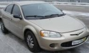 CHRYSLER SEBRING SEDAN 4D (2001-2003) КРАЙСЛЕР СЕБРИНГ СЕДАН 4 дв. с 2001-2003 г.