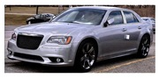 CHRYSLER 300C II USA SRT8 SEDAN 4D (2011-2014) КРАЙСЛЕР 300С 2 АМЕРИКАНЕЦ СРТ8 СЕДАН 4 дв. с 2011-2014 г.