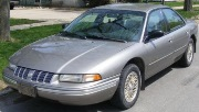 CHRYSLER CONCORD SEDAN 4D (1993-1997)
