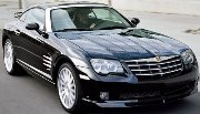 CHRYSLER CROSSFIRE COUPE 2D (2003-2007) КРАЙСЛЕР КРОССФАЕР КУПЕ 2 дв. с 2003-2007 г.