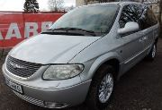 CHRYSLER GRAND VOYAGER MINIVAN 5D (2000-2004) КРАЙСЛЕР ГРАНД ВОЯДЖЕР МИНИВЭН 5 дв. с 2000-2004 г.