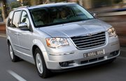 CHRYSLER GRAND VOYAGER MINIVAN 5D (2008-2010) КРАЙСЛЕР ГРАНД ВОЯДЖЕР МИНИВЭН 5 дв. с 2008-2010 г.