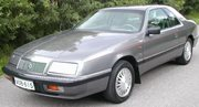 CHRYSLER LE BARON COUPE 2D (1987-1992) КРАЙСЛЕР ЛЕ БАРОН КУПЕ 2 дв. с 1987-1992 г.