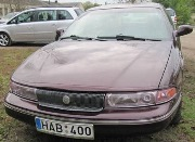 CHRYSLER NEW YORKER EURO SEDAN 4D (1994-1997) КРАЙСЛЕР НЬЮ ЙОРКЕР ЕВРОПА СЕДАН 4 дв. с 1994-1997 г.