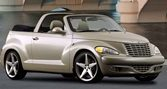CHRYSLER PT CRUISER CABRIO 2D (2004-2005) КРАЙСЛЕР ПИТИ КРУЗЕР КАБРИОЛЕТ 2 дв. с 2004-2005 г.