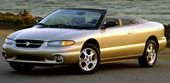 CHRYSLER SEBRING CONVERTIBLE 2D (1996-1999) КРАЙСЛЕР СЕБРИНГ КАБРИОЛЕТ 2 дв. с 1996-1999 г.