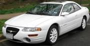 CHRYSLER SEBRING COUPE 2D (1998-2000) КРАЙСЛЕР СЕБРИНГ КУПЕ 2 дв. с 1998-2000 г.