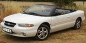 CHRYSLER STRATUS CONVERTIBLE 2D (1998-2000) КРАЙСЛЕР СТРАТУС КАБРИОЛЕТ 2 дв. с 1998-2000г.