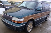 CHRYSLER TOWN&COUNTRY MINIVAN 5D (1991-1995) КРАЙСЛЕР ТАУН КАНТРИ МИНИВЭН 5 дв. с 1991-1995 г.