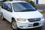 CHRYSLER TOWN&COUNTRY MINIVAN 5D (1996-1997) КРАЙСЛЕР ТАУН КАНТРИ МИНИВЭН 5 дв. с 1996-1997 г.
