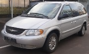 CHRYSLER TOWN&COUNTRY MINIVAN 5D (2001-2004) КРАЙСЛЕР ТАУН КАНТРИ МИНИВЭН 5 дв. с 2001-2004 г.
