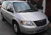 CHRYSLER TOWN&COUNTRY MINIVAN 5D (2005) КРАЙСЛЕР ТАУН КАНТРИ МИНИВЭН 5 дв. 2005 г.