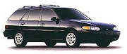 FORD ESCORT (USA) (97-01)