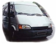FORD TRANSIT (9/91-7/94) форд Транзит (9/91-7/94)