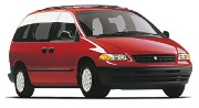PLYMOUTH VOYAGER/DODGE CARAVAN (96-00) Крайслер Вояджер/ Додж Караван (96-00)