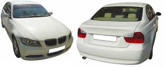 фото E 90 BMW