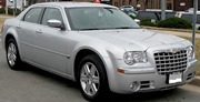 CHRYSLER 300C I EURO SEDAN 4D (2004-2007)