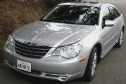 CHRYSLER SEBRING SEDAN 4D (2007-2010) КРАЙСЛЕР СЕБРИНГ СЕДАН 4 дв. с 2007-2010 г.