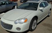 CHRYSLER SEBRING COUPE 2D (2004-2006) КРАЙСЛЕР СЕБРИНГ КУПЕ 2 дв. с 2004-2006 г.