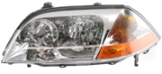 * [LAMP HEAD] 01-03 | HONDA ACURA MDX ФАРА ПЕРЕДНЯЯ ЛЕВАЯ СТОРОНА | ориг.номер:33151S3VA01. Кросс-номер: ZHD1156L, TG-317-1101L, 20-6614-01-1A.