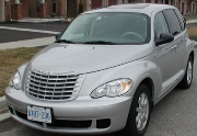 Запчасти для Chrysler PT Cruiser hatchback 5d (2006-2010)