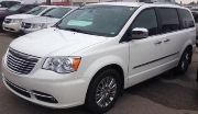 Запчасти для Chrysler Town&Country minivan 5d (2012-2015)
